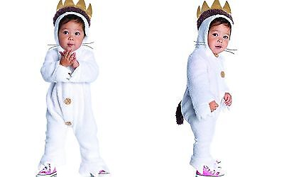 Leg Avenue Where the Wild Things Are Infants Max Halloween Costume - Max Halloween Costume