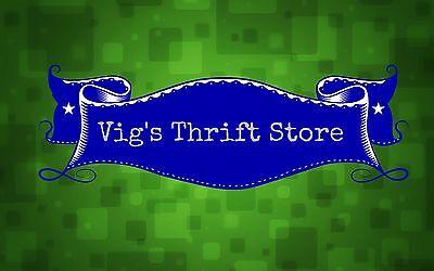 VIG'S THRIFT STORE ONLINE