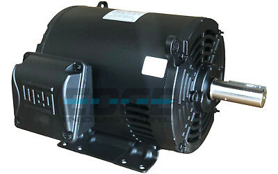 Weg 10hp 3-phase General Purpose Compressor Duty Motor 1800rpm 215t Frame