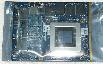 NEW GENUINE ALIENWARE 17 RANGER M18X GRAPHIC CARD NVIDIA GTX860M 4GB 7MPRN...