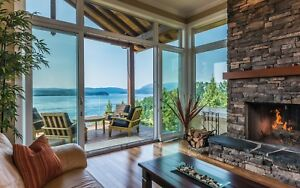 Oceanfront Home Quadra Island (from January 2019) Furnished
