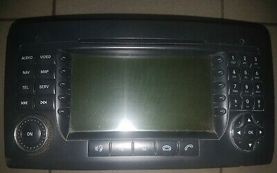 Mercedes W164 Navi APS Comand DVD A1648200979