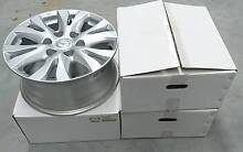 "Mazda BT-50 4x4 XTR/GT 17"" Alloy Wheels Nar Nar Goon North Cardinia Area Preview"