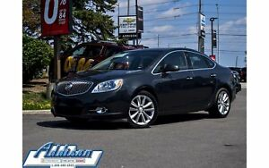 2014 Buick Verano Convenience Group I Sunroof Intellilink Rear C