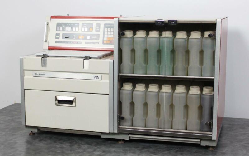 Miles Scientific Sakura Tissue-Tek VIP 3000 Benchtop Tissue Processor Model 4619