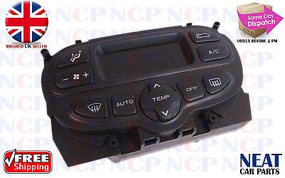 Brand New Genuine Peugeot 206 Heater Control Panel Auto Aircon Type 6451 EK 01>