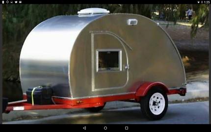 Teardrop Campers Caravans Amp Campervans Gumtree