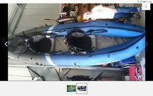 Kayak Inflatable Colorado 2 Man