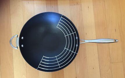 Scanpan 36cm wok