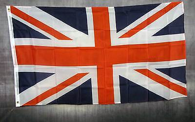 UK UNITED KINDOM BRITISH JACK Flag 2'X3' Quality Banner 60CM X 90CM