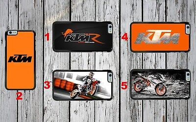 KTM Case for Iphone 4,5,6,7,X Samsung Galaxy HTC ONE Motors Moto Sport