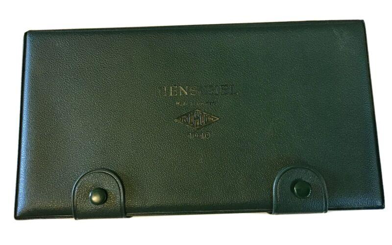 Vintage Engineering Drafting Tools Henschel Co. German 1010