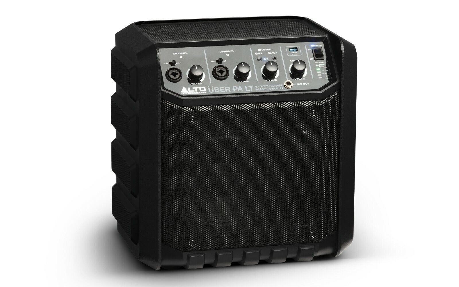 ALTO PROFESSIONAL UBER LT 50 Watt Portable Rechargeable Blue