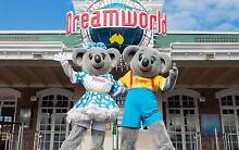 Dreamworld day pass ticket ! Surfers Paradise Gold Coast City Preview