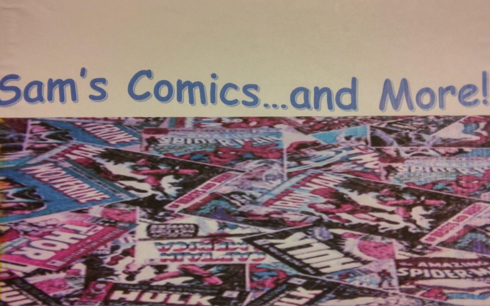 Sam's Comics and More