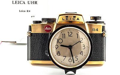 Gebraucht, Leica Uhr R4 Gold  gebraucht kaufen  Nürnberg