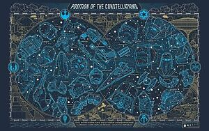 constellations chart