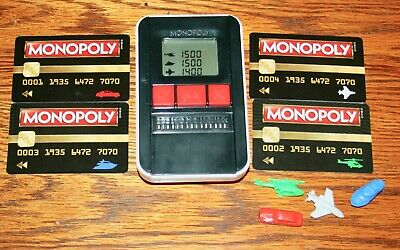 Monopoly Ultimate Banking Edition Replacement Ultimate Banking Unit & Cards nice for sale  Shipping to India