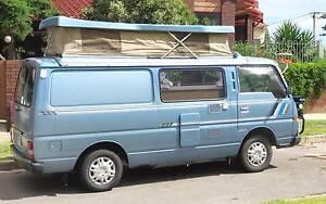 1985 Nissan Urvan Poptop Campervan Largs North Port Adelaide Area Preview