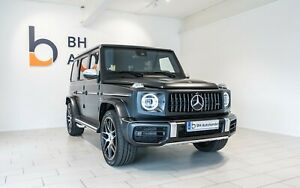 Mercedes-Benz AMG G 63 Stronger than time Edition*STOCK* VOLL*