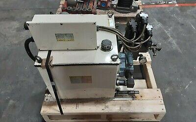 Tokimec Hydraulic Pump Tu-pac Tu-4c-nh-ls3c-6884 Dg4v-3-2c-m-p7 462taw
