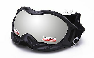 ski goggles orange  snow ski winter