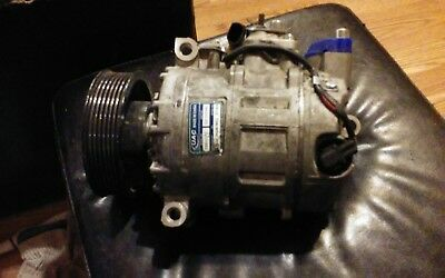 UAC  A/C Compressor and Clutch (CO11239C)