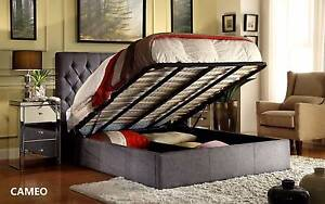 NEW Queen, King Gas Lift Bed Frame With Storage. RENT $14.15 PW. Ipswich Region Preview