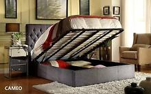 BRAND NEW BED Queen And King Gas Lift Bed Frame With Storage Ipswich Region Preview