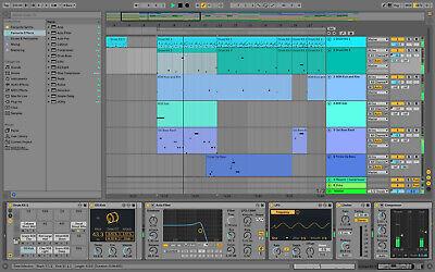Ableton Live 10 Lite / Digital Audio Workstation / Windows + Mac