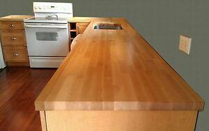 Custom wood counter tops  London Ontario image 10