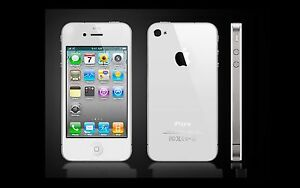 ***IPHONE 4S 64GB WHITE FACTORY UNLOCKED! APPLE 4 S 64 GB GSM PHONE NEW!***