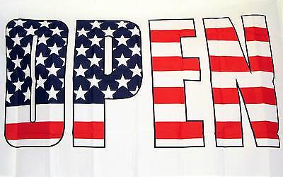Open Usa 3x 5 Flag11650-05
