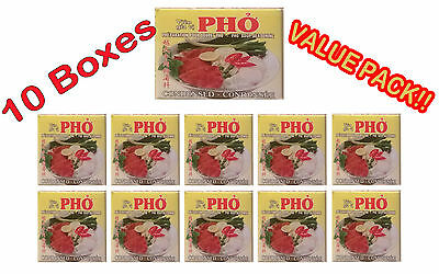 - Vietnamese PHO SOUP SEASONING PREPARATION 4 CUBES Bao Long, 2 oz. Lot of 10