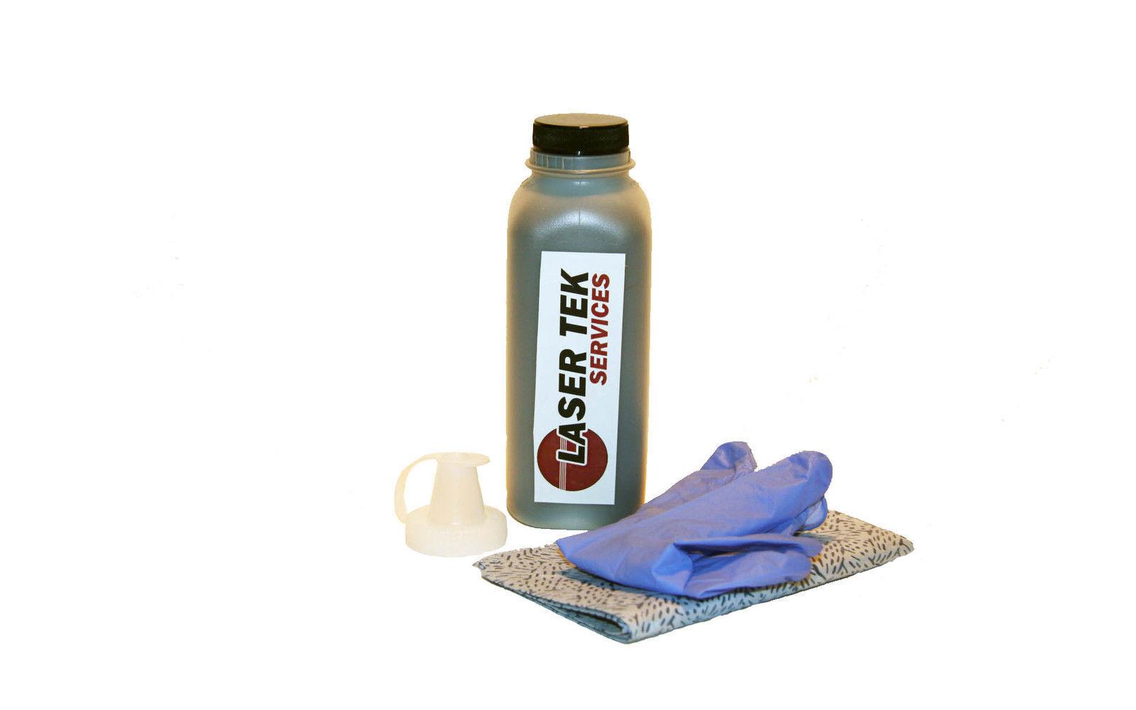 40g//Bottle,4 Black Refill Laser Copier Color Toner Powder Kit Kits for Xerox Creo Spire CXP3535 CX P3535 C XP3535 CXP 3535 006R01153 Laser Printer