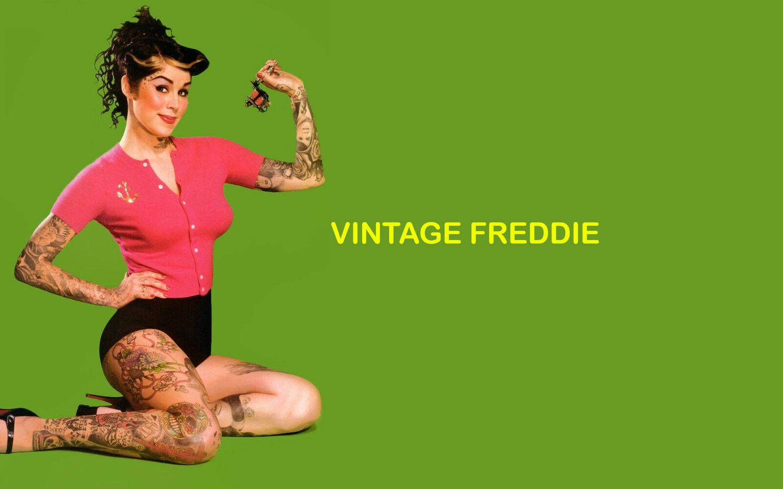 Vintage Freddie