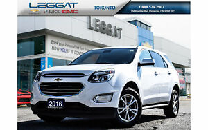 2016 Chevrolet Equinox LT - Heated Seats -  Bluetooth