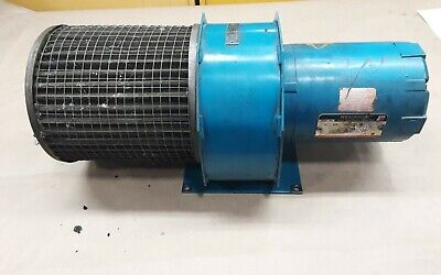 New Reliance 13 Hp Squirrel Cage Blower Fan 3450 240480 A77b65902p 20a38pr2