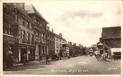 Oakham. High Street by Frith # 85149.