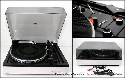 ELAC 830 HIGH FIDELITY Turntable (Not working) Melville Melville Area Preview