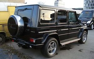 Looking to buy MB G-wagon - ASAP