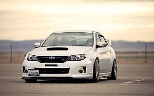 LOOKING FOR A SUBARU WRX STI ALL YEARS