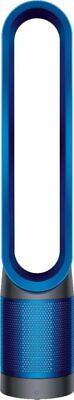 DYSON PURE COOL TOWER AIR PURIFIER & TOWER FAN w/HEPA FILTER BLUE NEW BEST