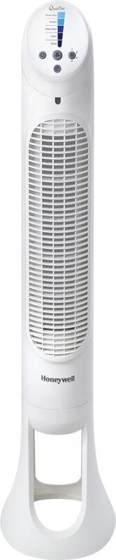 Honeywell Home - QuietSet Tower Fan - White