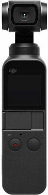 DJI Osmo Pocket Gimbal Stabilized Handheld Video Camera 4K, 12 MP HD