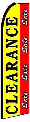Clearance Sale Swooper 12 Flag 15 Pole