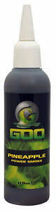 Korda NEW GOO Carp Fishing Bait Smoke Additive -  All Flavours Available