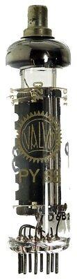 GEPRÜFT: PY88 Radioröhre, Hersteller Valvo. ID16932