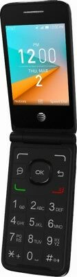 AT&T Prepaid - Cingular Flip 2 - Dark Gray NEWEST FLIP ON THE MARKET.