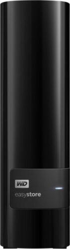 NEW WD Western Digital WDBCKA0080HBK-NESN Easystore 8TB Exte